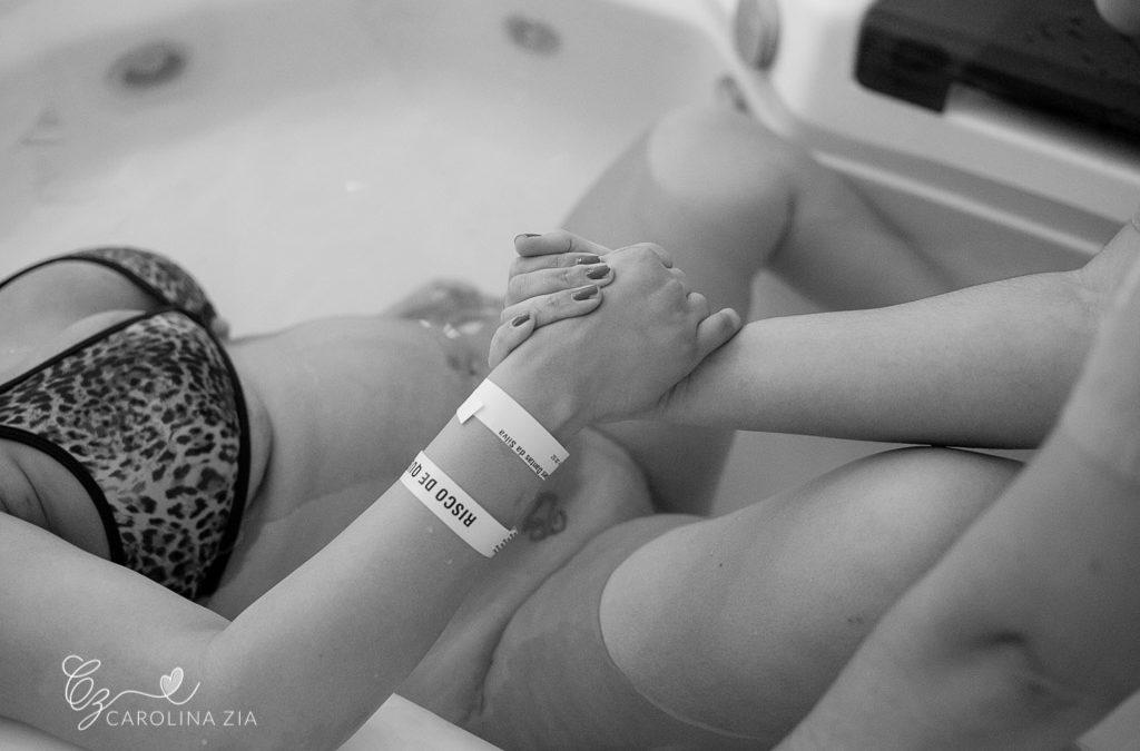 O papel da Doula no parto