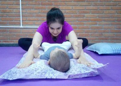 Yoga Mãe e Bebê