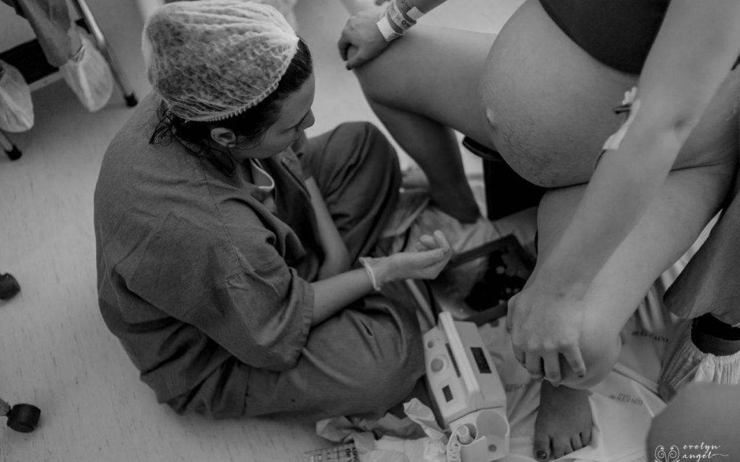 Qual a diferença de ter uma médica humanizada no parto?