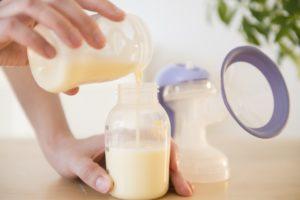 Como doar leite materno