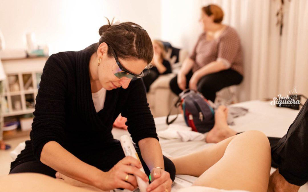 Laserterapia na amamentação e no pós-parto: funciona?